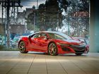 How much?! Honda's new NSX hybrid supercar price revealed