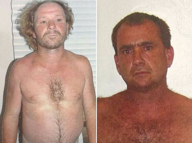 Adrian Attwater and Paul Maris have been charged over the death and sexual assault of Lynette Daley.