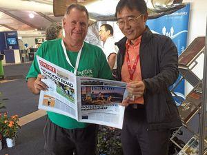 Rockhampton Regional Council's joy over Komatsu mining acquisition