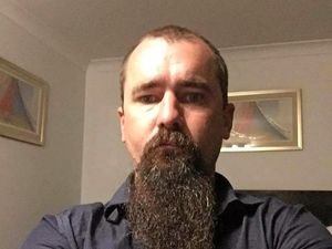 Biker will go clean-shaven to raise funds for autism
