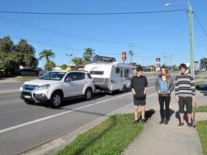 Main Roads says Gympie highway crossing low priority