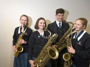 Student trios and quartets star in Queensland Eisteddfod