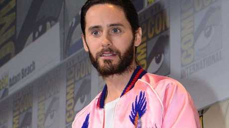 Jared Leto is set to play Hugh Hefner in a new biopic of the late Playboy founder.
