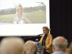 Erin Brockovich's call to arms in Oakey toxic crisis