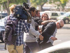 Lynette Daley hearing: Violence erupts