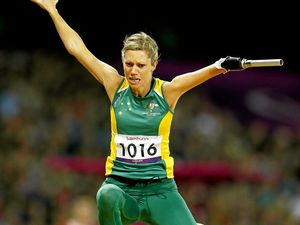 Beattie named for Paralympics and already training in US