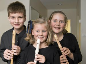 Long St recorder group on show