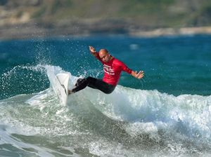 Coast surfer to wear green and gold