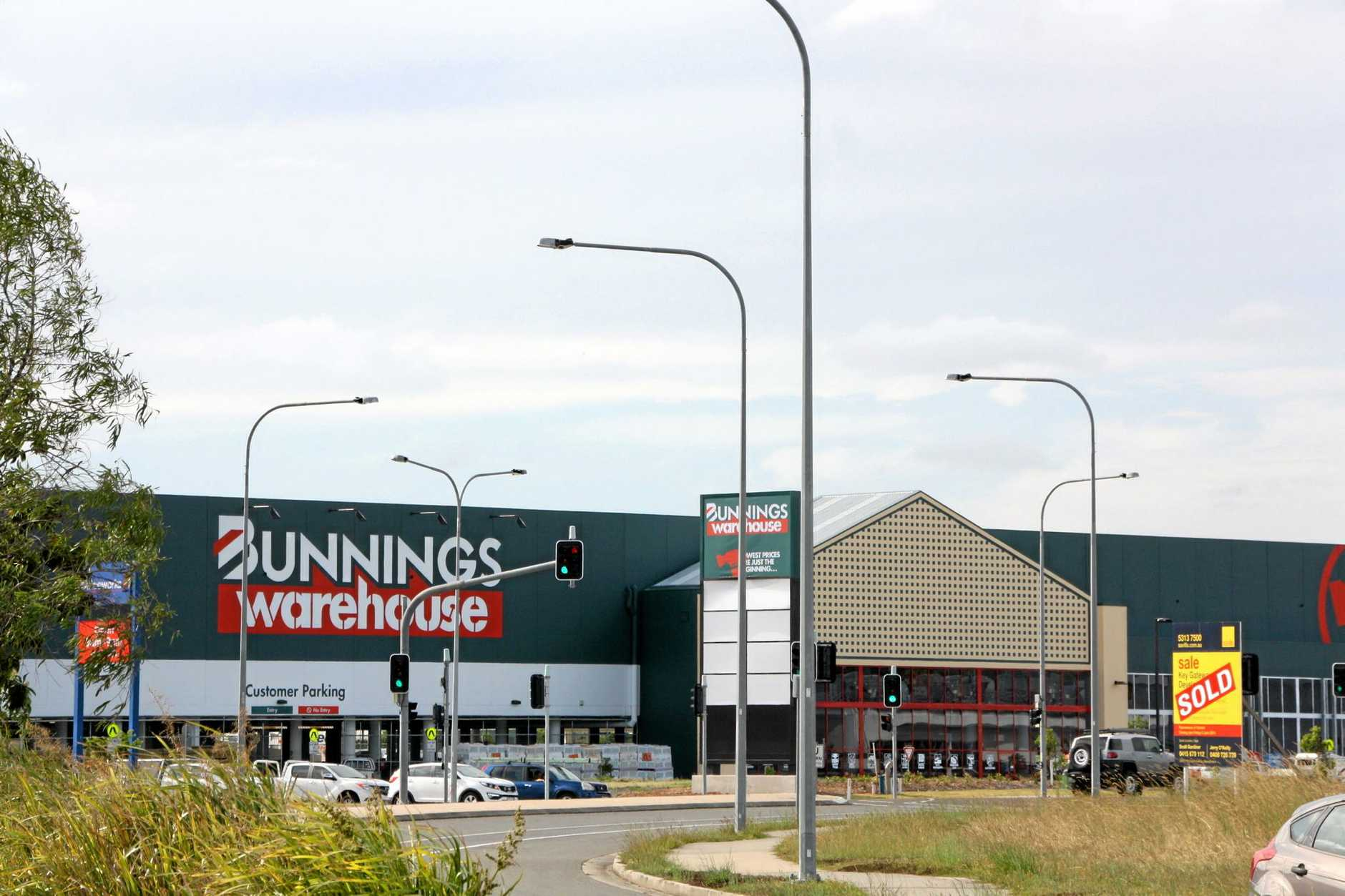 THIRD GO: Bunnings is proceeding with a third application for a complex at Coolum. The proposed 5650sq m warehouse would be about 70% of the size of the store which opened at Maroochydore late last year.