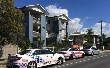Police attended a disturbance on Alfred St, Mackay.