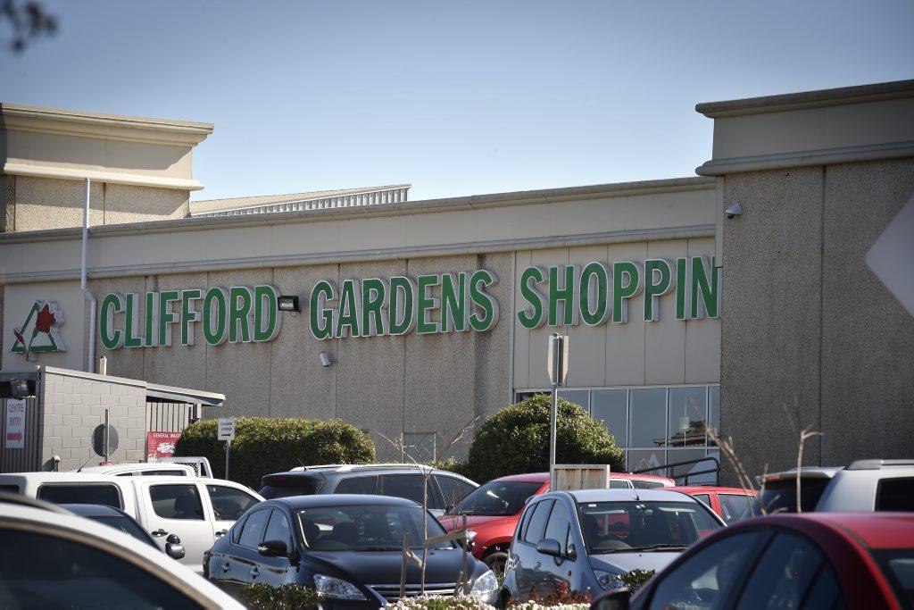 Clifford Gardens Shopping Centre