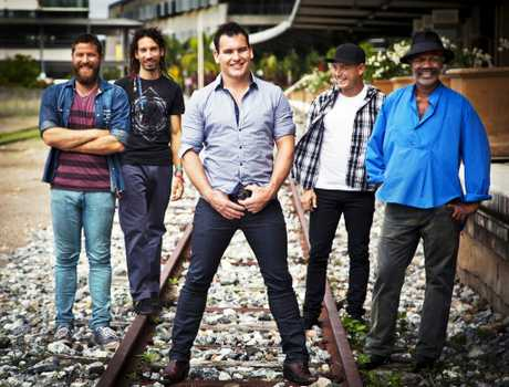 ELECTRIFYING: King Social has been annoucned as one of the bands performing at the Whitsunday Reef Festival in August. Photo contributed.