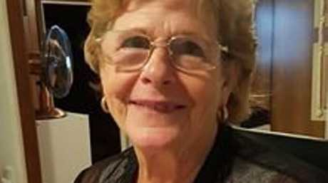 Margaret Willoughby was involved in a serious crash on the Bruce Hwy south of Townsville in June.