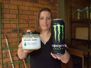 $25 billion drink company targets local businesswoman