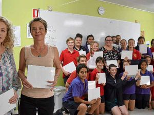 Local schools supporting Child Protection Week