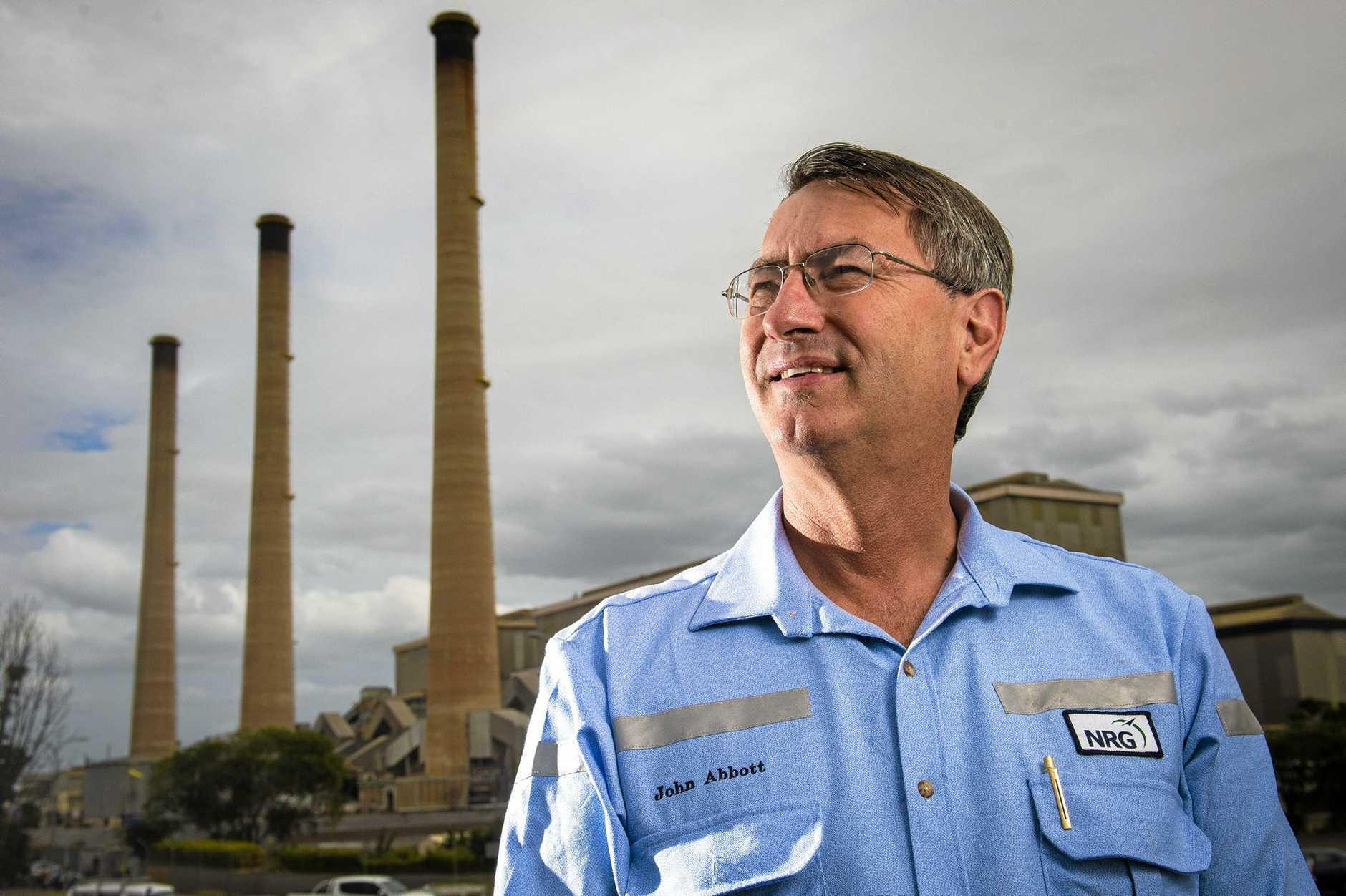 NRG GM John Abbott has resigned effective immediately.Photo Luka Kauzlaric / The Observer