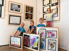 Talented Condy Park kindy tots show off their creations