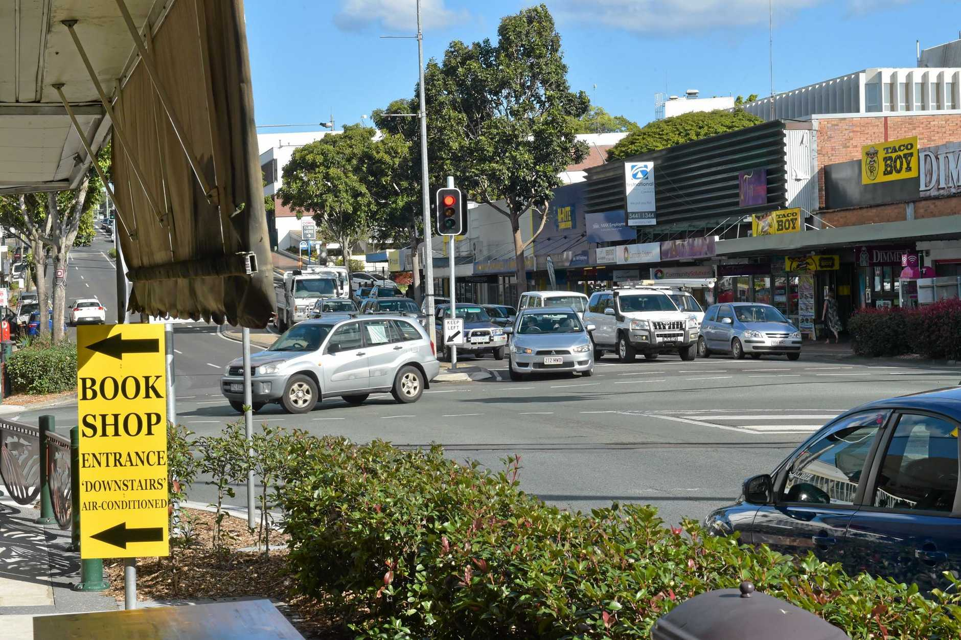 It was once part of Queensland's Bruce Highway, but now Nambour's Currie St is the road that nobody wants.