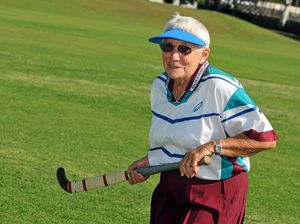 Mrs A gets QLD Hockey Masters recognition