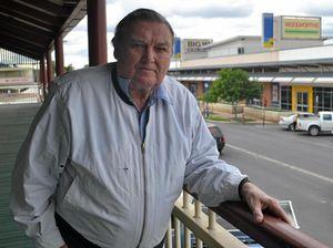 Maurice looks back on 40 years' work