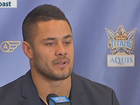 Jarryd Hayne could hit the field as soon as this weekend