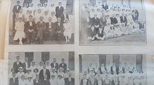 Mackay Methodist Jubilee happy snaps from The Canegrower Weekly, September 7, 1933.