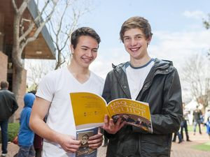 Toowoomba's USQ will open doors to future students