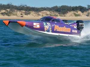 Ever wanted to take a spin in a superboat?