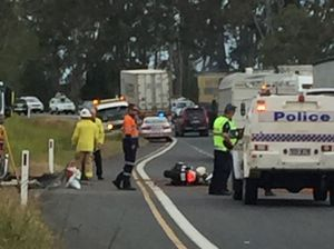 UPDATE: Motorcyclists transferred to Nambour after serious crash