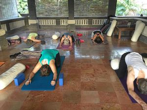 TRAVEL: Getting pampered and bendy in Bali