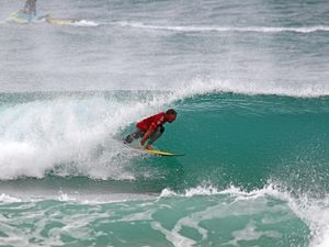 All style to claim Shortboard titles