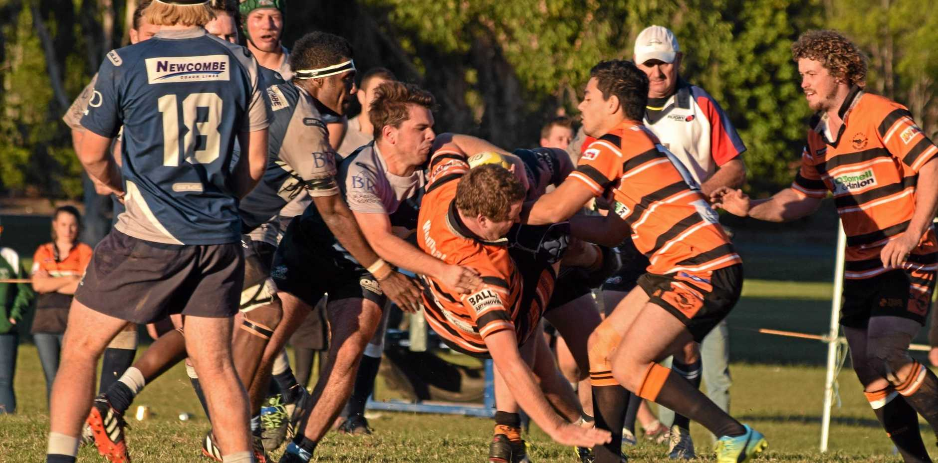 DO OR DIE: The SCU marlins travel to Crescent Head on Sunday to face Kempsey in the MNC Rugby minor semi final.