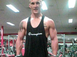 Pot smoking bodybuilder wants to be on a 'prison farm'