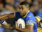 STRONG RUNNER: Michael Jennings of the Eels is back to boost his team.