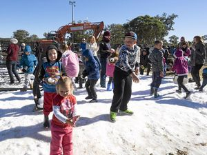Winter festivals a hit with tourists