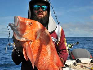 FISHING TAILS: Offshore out, stay in creeks