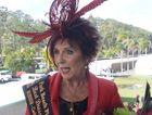 Park Beach Plaza Fashion's on the Field Best Dressed Lady Contemporary award winner, Barbara Ellis.