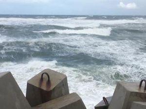 Coastal chaos