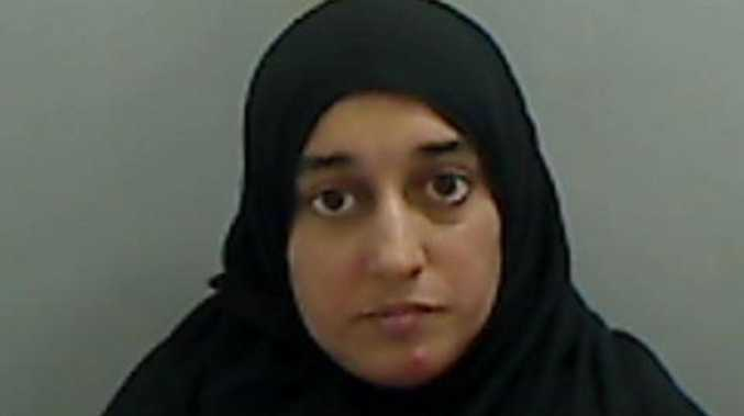 Raheela Dar was sentenced to seven years in jail for a string of sexual offences against a nine year old girl Cleveland Police