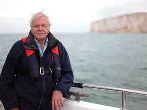 David Attenborough on facing his mortality