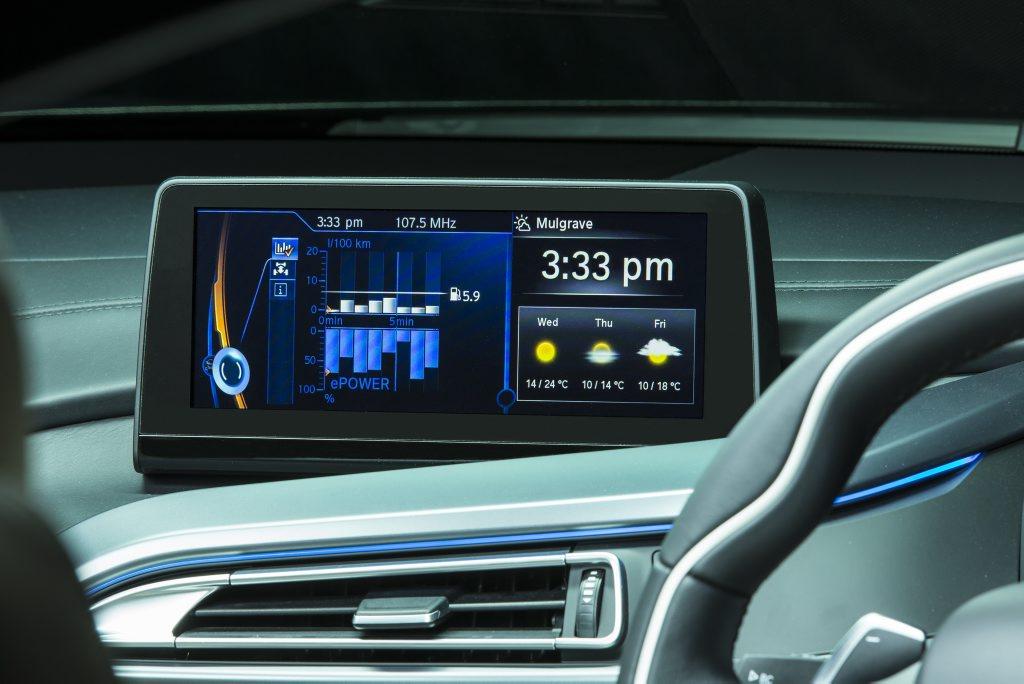 BMW i8. Photo:Mark Bean
