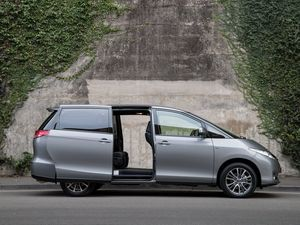 Toyota drops price and adds value to its Tarago people mover