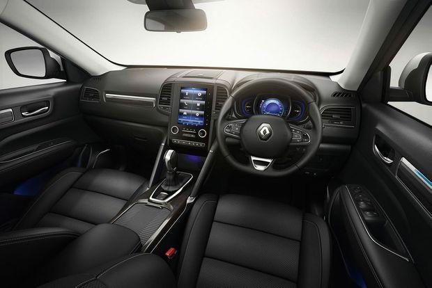 2016 Renault Koleos SUV. Photo: Contributed