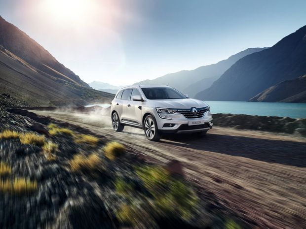 RENAULT'S FLAGSHIP: Larger, more spacious and much better specification for all-new Koleos SUV at a competitive price point.