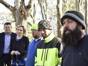 Hike for homeless