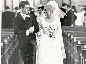 Married 50 years ago - four weddings and a party