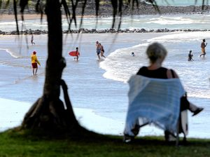 Windy weekend predicted on the beaches