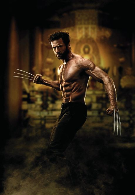 FOR REVIEW AND PREVIEW PURPOSES ONLY. Hugh Jackman in a scene from the movie The Wolverine. Supplied by Picselect. Please credit photo to Richard Rho.
