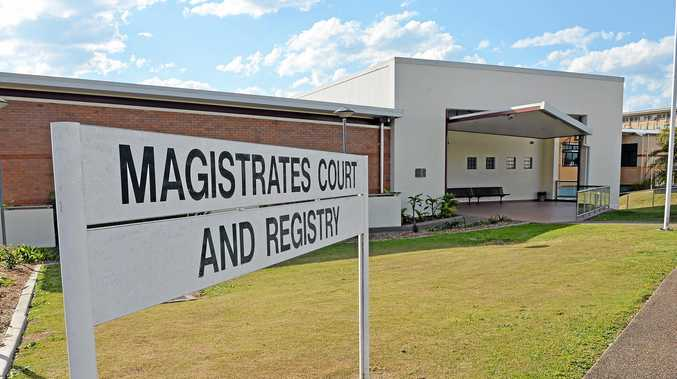 Gympie Magistrates Court House