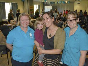 Toowoomba celebrates World Breastfeeding Week
